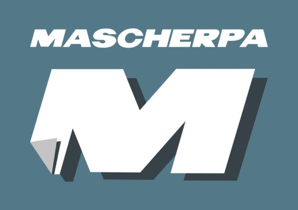 Mascherpa logo+ marchio color