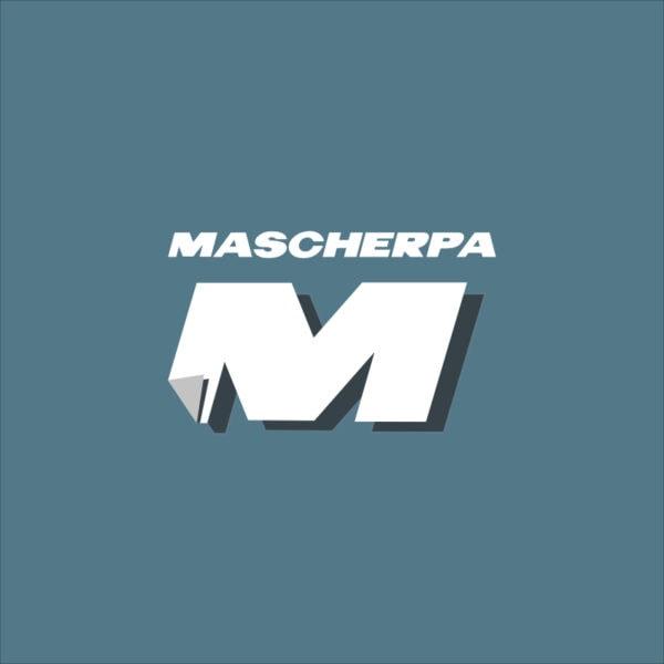 Mascherpa s.p.a Marchio con sfondo