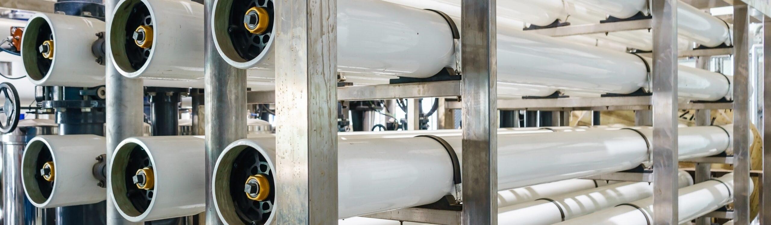CASE STUDY: Molykote 111 nei processi di desalinizzazione dell'acqua